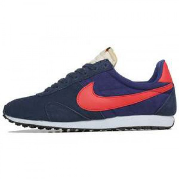 Nike Wmns Pre Montreal Racer VNTG OBSDN/HYPR RD-DP...