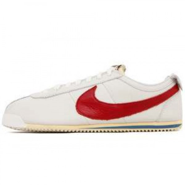 Nike Cortez Classic OG Leather QS WHITE/VARSITY RE...