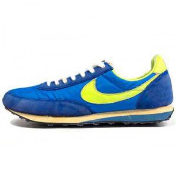 Nike Elite Vntg NRG ITALY BLUE/VOLT-VARSITY ROYAL ...