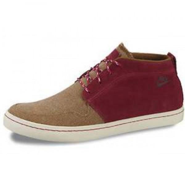 Nike Wardour Chukka LEGACY RED/LGCY RD-HZLNT-CSHMR...