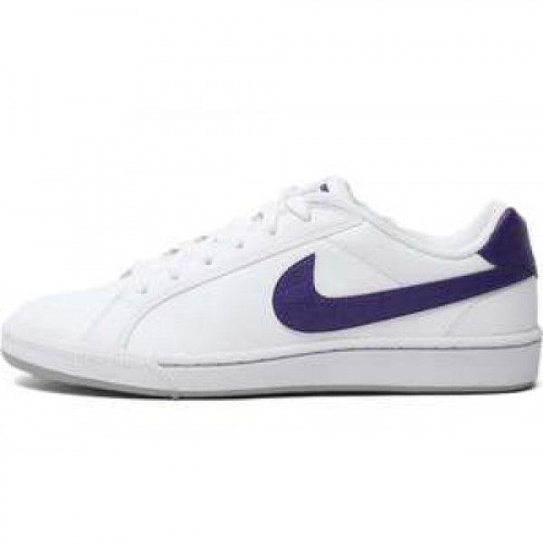 Nike Wmns Court Majestic WHITE/COURT PURPLE-WOLF G...
