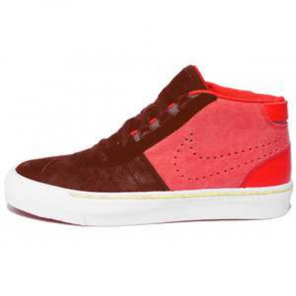 Nike Hachi Textile LGHT BLDR/DRGN RD-WHITE-ELCTRL ナイキ ハチ テキスタイル ブラウン/ドラゴンレッド ピンク 488287-200