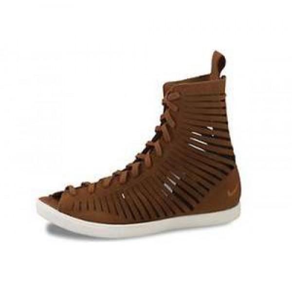 WMNS Nike Racquette Slice HAZELNUT/HAZELNUT-SAIL ナイキ ウィメンズ ラケット スライス ヘイゼルナッツ/セイル 487976-201