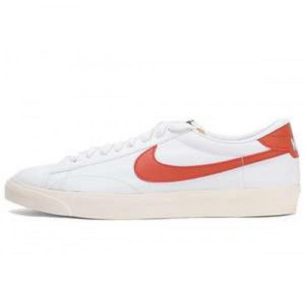 Nike Tennis Classic AC WHITE/MESA ORANGE-SAIL-TM O...