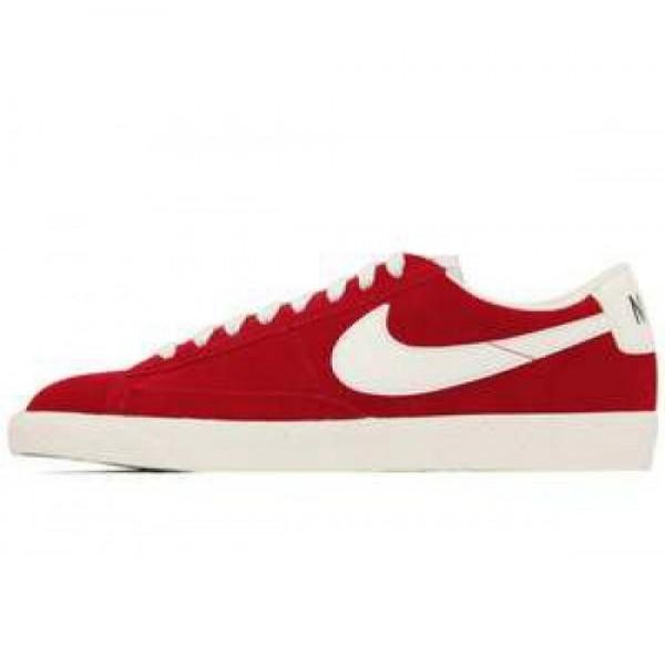 Nike Blazer Low Premium Retro VARSITY RED/SAIL-BLA...