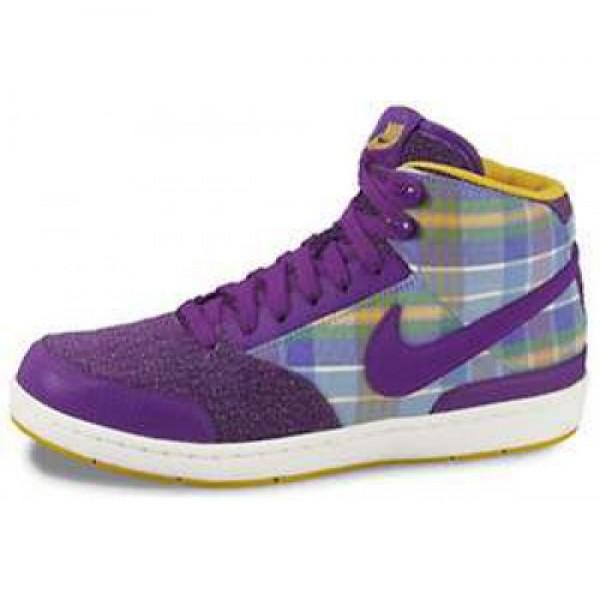 Wmns Nike Style Mid CLUB PURPLE/UNIVERSITY GOLD-SL ウィメンズ ナイキ スタイル ミッド クラブパープル/ユニバーシティゴールド セイル 511327-571
