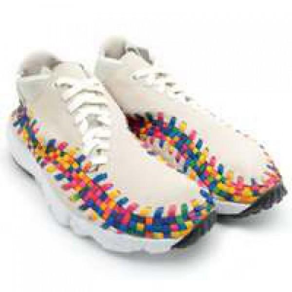 Nike Air Footscape Woven Chukka RPM NRG SAIL/SAIL-...