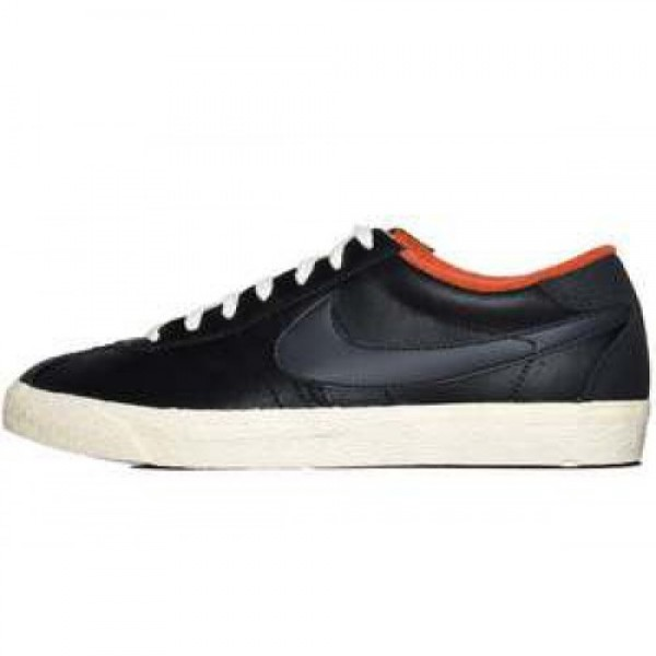 Nike Bruin VNTG BLACK/ANTHRACITE-SAIL-MS ORNG ナ�...