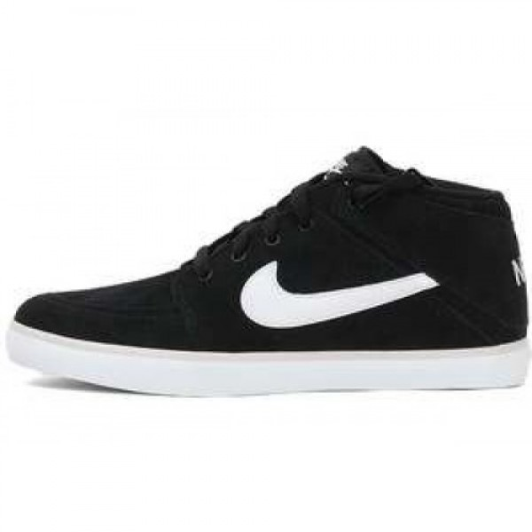 Nike Suketo Mid Leather BLK/SMMT WHT-GMM GRY-SMMT ...