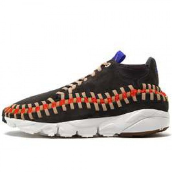 Nike Air Footscape Woven Chukka Knit NGHT STDM/NGH...