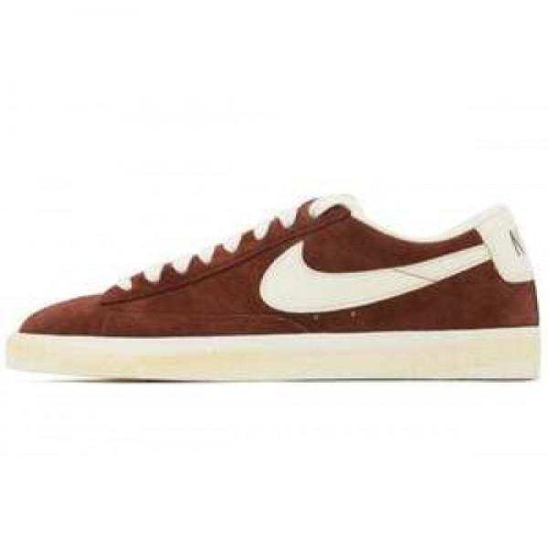 Nike Blazer Low PRM VNTG Oxen Brown ナイキ ブ�...