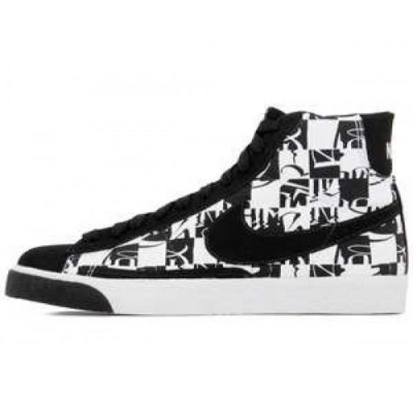 "Nike Blazer High Premium TZ ""Boneyards"" ..."