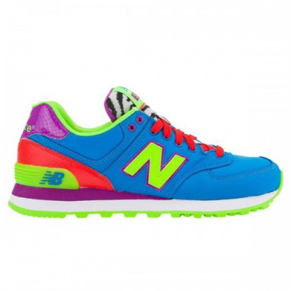 "New Balance WL574 BP ""POP SAFARI"" (ニ�..."