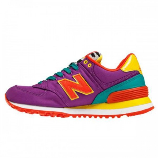 "New Balance WL574 PY ""POP SAFARI"" (ニ�..."