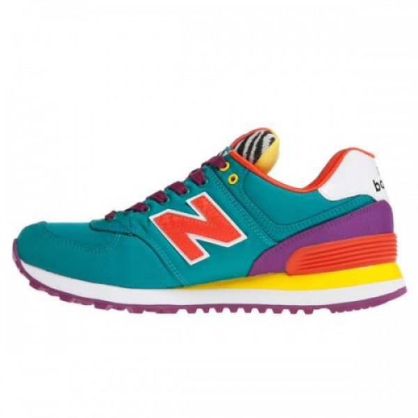 "New Balance WL574 RP ""POP SAFARI"" (ニ�..."