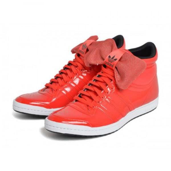 adidas アディダス Top Ten Hi Sleek W Bow VIVR...