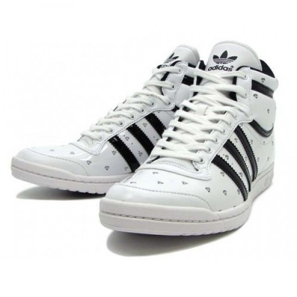 adidas Top Ten Hi Sleek W アディダス ウィ�...