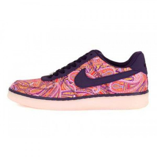 NIKE AF1 DOWNTOWN (579962-500) GRAND PURPLE/GRAND ...