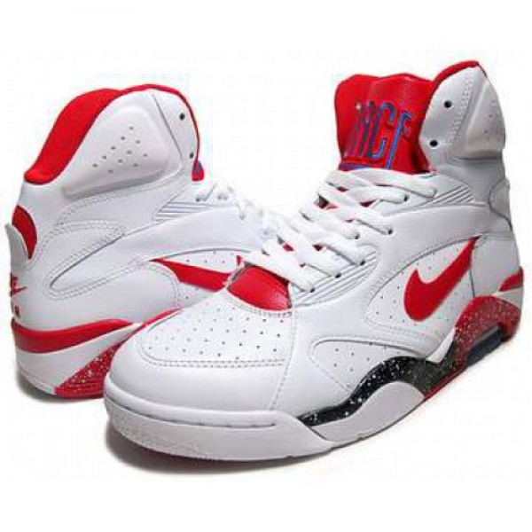 NIKE AIR FORCE 180 MID wht/h.red-p.blu 537330-101