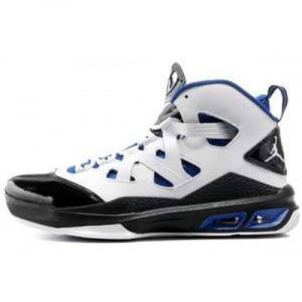 Nike Jordan Melo M9 WHITE/WHITE-GAME ROYAL-BLACK �...