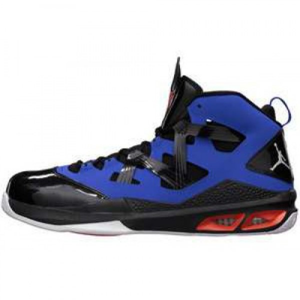 Nike Jordan Melo M9 GAME ROYAL/WHITE-BLACK-TM ORNG...