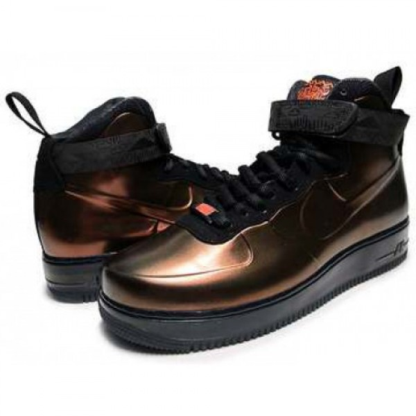 NIKE AIR FORCE 1 FOAMPOSITE BHM QS