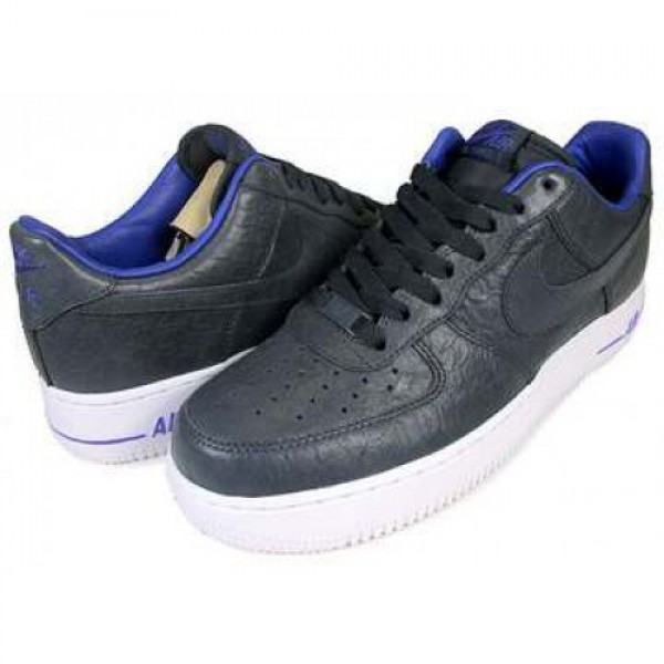 "NIKE AIR FORCE 1 PREMIUM ""Black Mamba"" a..."