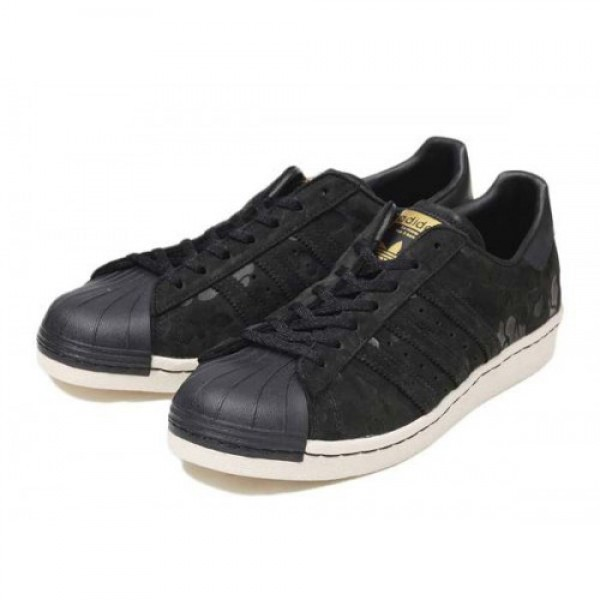 adidas Originals SS 80s CAMO Black/Black/Light Bon...