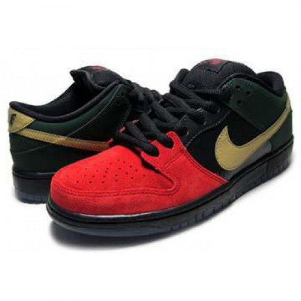 "NIKE DUNK LOW PRO SB ""Black History Month&quo..."