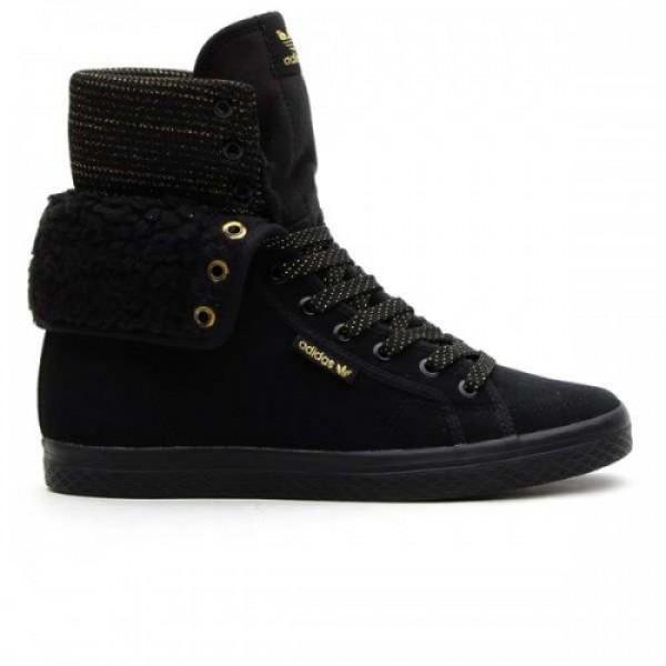 adidas Originals for atmos HONEY HI BLACK/GOLD (�...