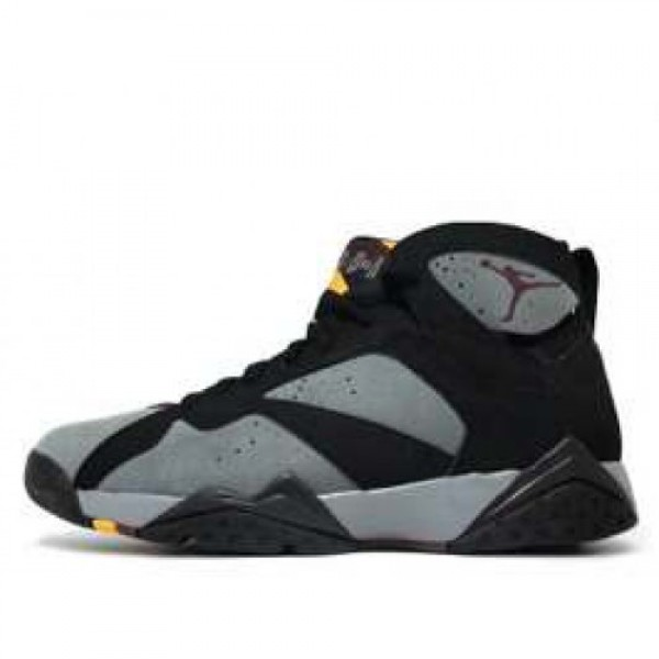 "Nike Air Jordan 7 ""Bordeaux"" Black/Light Graph..."
