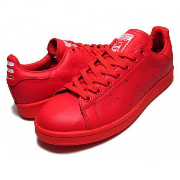 "PHARRELL WILLIAMS × ADIDAS STAN SMITH ""SOLID..."