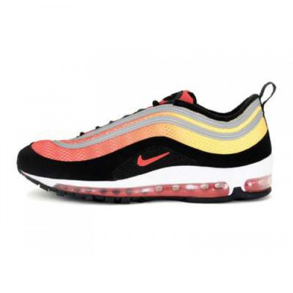 NIKE 13K05 AIR MAX 97 PREMIUM TM ORANGE/TM ORNG-TR...