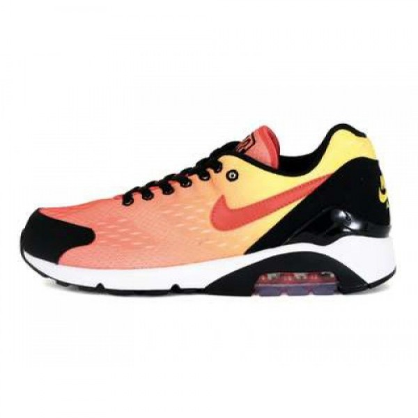 NIKE 13K05 AIR MAX 180 EM TM ORANGE/TM ORNG-TR YLL...