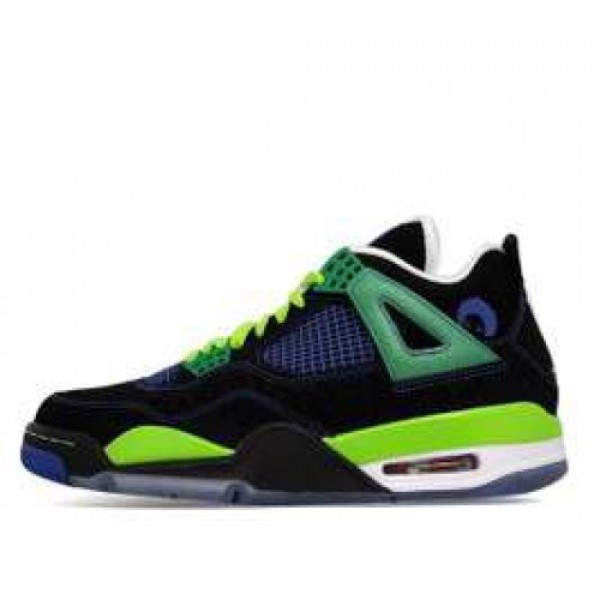 "Air Jordan 4 DB ""Doernbecher"" black/old ..."