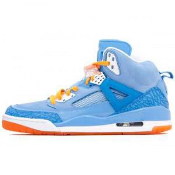 Nike Jordan Spizike UNVRSTY BL/WHITE-ITLY BL-VVD O...