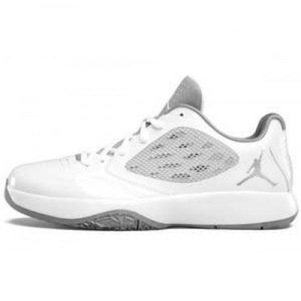 Nike Jordan Blazin WHITE/METALLIC SILVER-WHITE ナ...