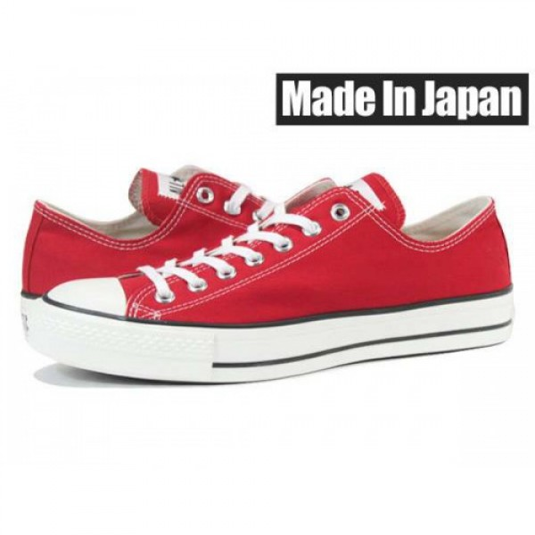 CONVERSE CANVAS ALL STAR J OX 【2013FW】【MADE ...