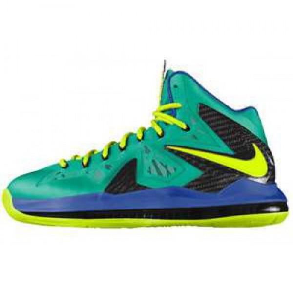 Nike LeBron X P.S. Sport Turquoise ナイキ レブロン P.S. エリート スポーツターコイズ 579827-300