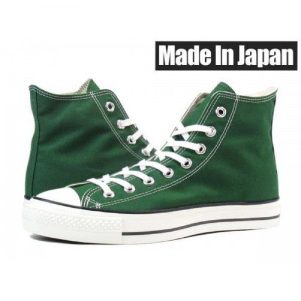 CONVERSE CANVAS ALL STAR J HI 【MADE IN JAPAN】 ...