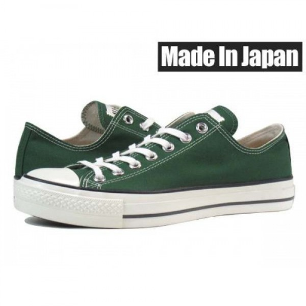 CONVERSE CANVAS ALL STAR J OX 【MADE IN JAPAN】 ...