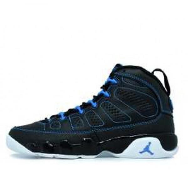 Nike Air Jordan 9 Retro (GS) Photo Blue ナイキ ...
